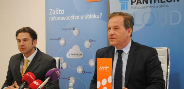 Ugovor Datalaba i BH Telecoma: PANTHEON Cloud dostupan bh. firmama
