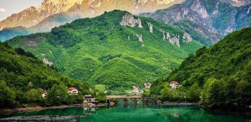Grabovičko jezero, turistički potencijal BiH