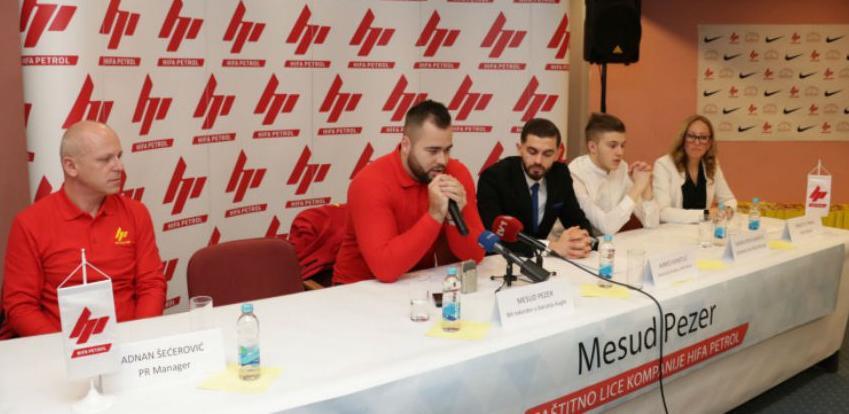 """Mesud Pezer novo zaštitno lice kompanije """"Hifa Petrol"""""""