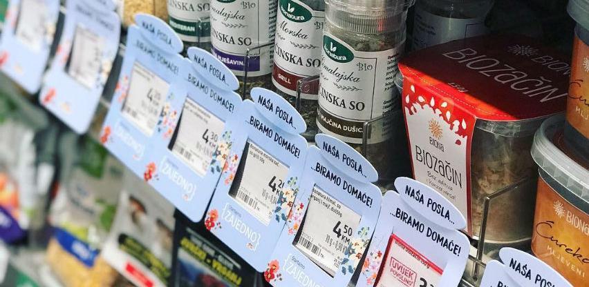 """Kampanja """"Naša posla"""":dm poziva kupce da podrže domaće proizvođače"""