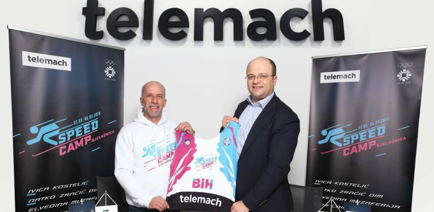 """Na Bjelašnici u martu """"Telemach children speed camp 2020"""""""