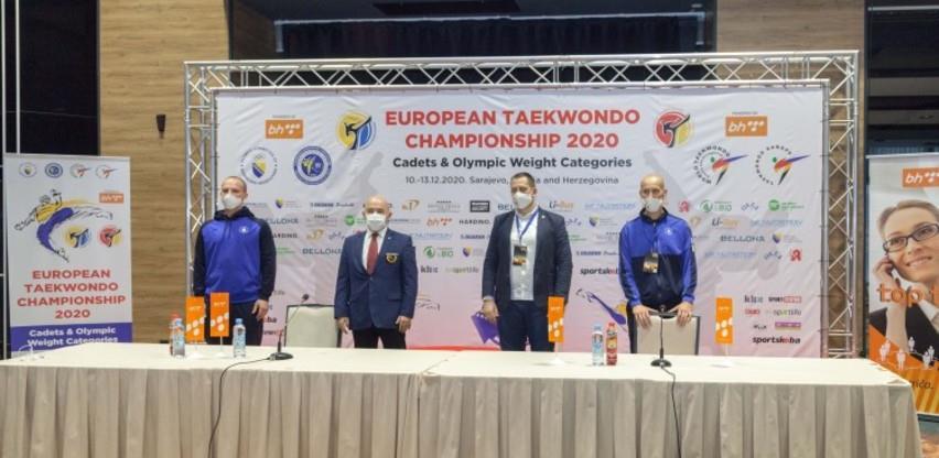 Sve spremno za početak Evropskog taekwondo prvenstva u Sarajevu