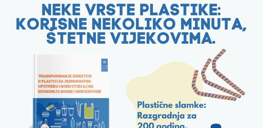 Izvještaj: Bh. domaćinstva, uslužne i komunalne usluge...proizveli 150.000 tona plastičnog otpada
