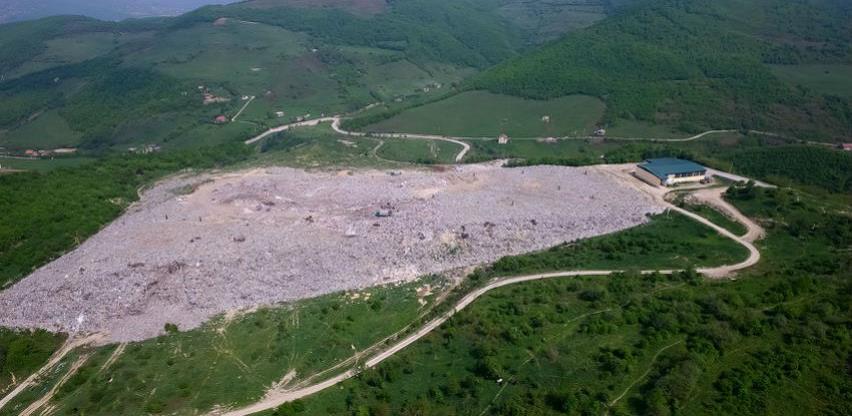 U izgradnju deponije Smiljevići od 1997. godine uloženo 25 miliona KM