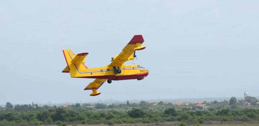 Vlada HNŽ traži nabavu letjelice za gašenje požara