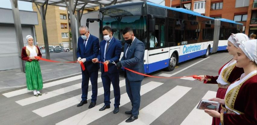 Vogošća dobila moderno polazno autobusko stajalište