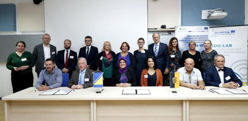 Počeo projekt partnerstva njemačkih i bh. stručnih škola