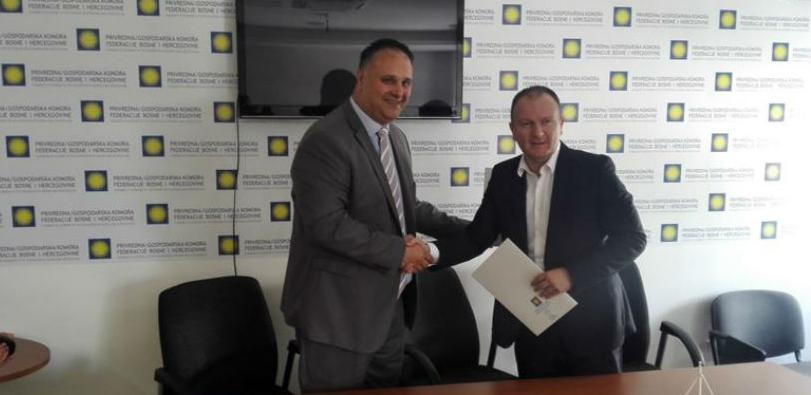 Hrvatska pošta nova članica Privredne komore FBiH