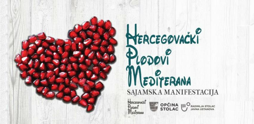 """Sajam """"Hercegovački plodovi Mediterana"""" 4. i 5. listopada u Stocu"""