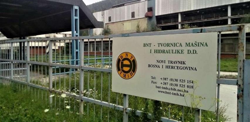 Matić: Tvornica mašina i hidraulike iz Novog Travnika počinje s radom