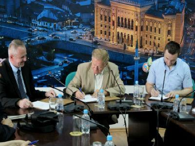 Potpisan sporazum:Počinje projekat ugradnje zvučne signalizacije za slijepe