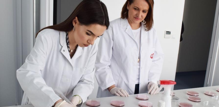 Dita radi punim kapacitetom kako bi osigurala plasman dezinficijenasa