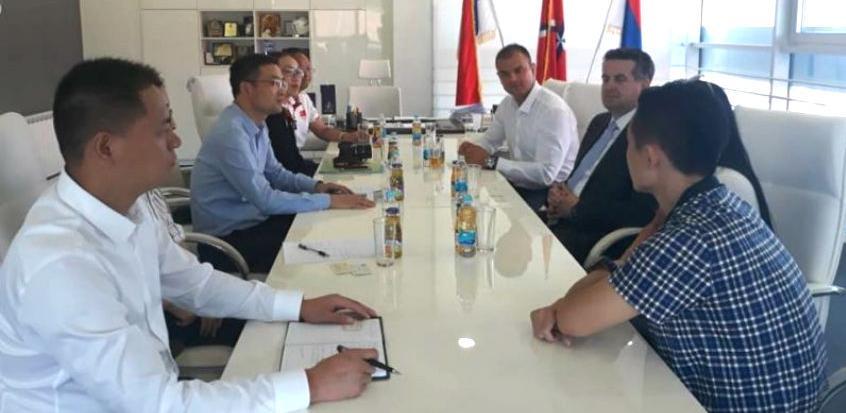 Kinezi zainteresovani za saradnju iz oblasti turizma i sporta