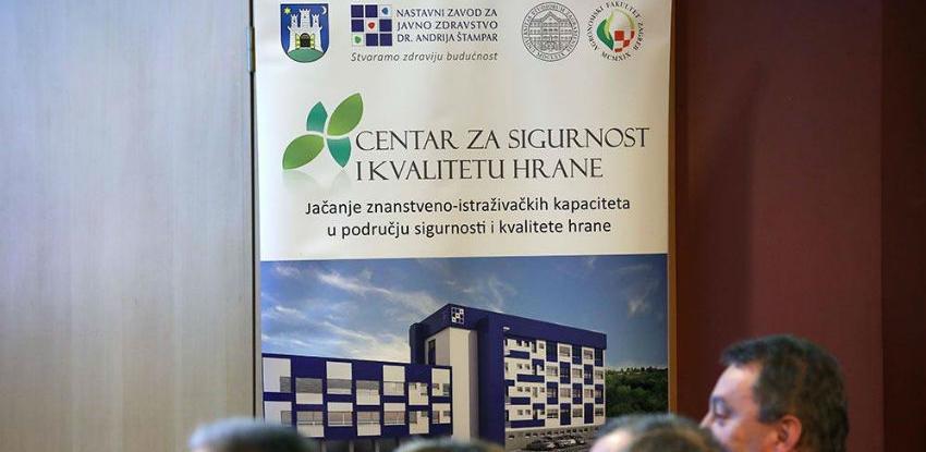 INZ sarađuje u formiranju Centra za sigurnost i kvalitetu hrane