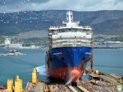 Brodosplit bi mogao graditi brodove ruske komercijalne flote