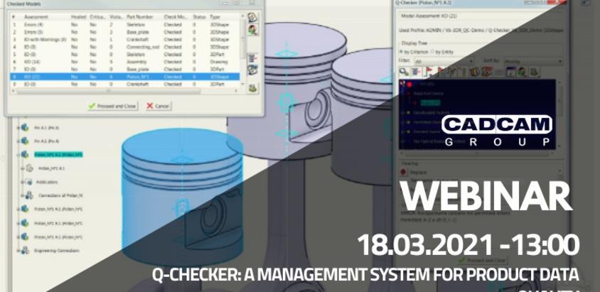Webinar Q-Checker: Sistem upravljanja kvalitetom podataka o proizvodu