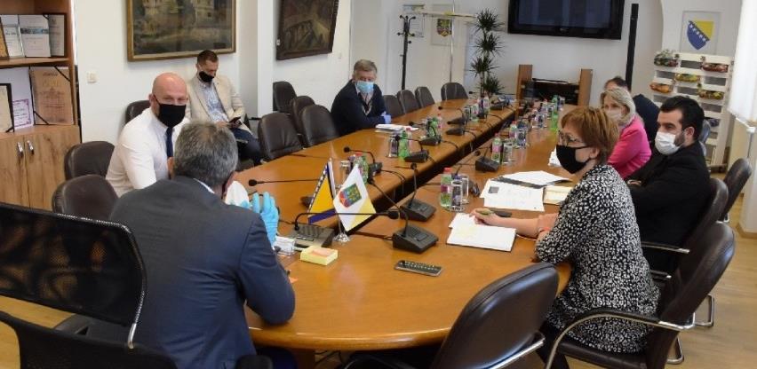 Ministarstvo kulture i sporta KS podržat će projekte na stadionu Koševo