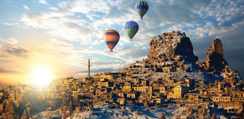 Kapadokya - Vilinski dimnjaci u Turskoj