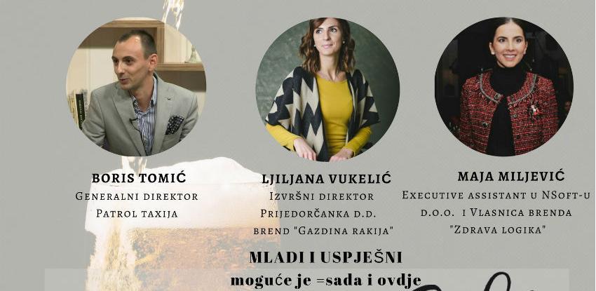 5. Business cafe u Banjaluci: Mladi i uspješni, moguće je, sada i ovdje