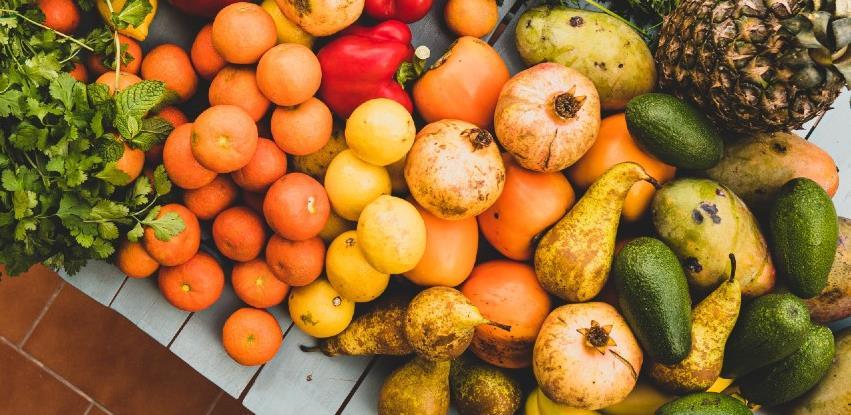 BiH izvozi banane, datule, grejpfrut i ananas