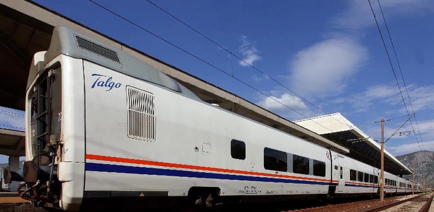 Željeznice FBiH prevezle 93,8 posto manje putnika