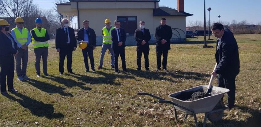 Počela izgradnja pročistača pitke vode za općinu Orašje