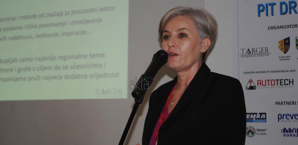 Esma Manić: Susret bh. proizvodnih firmi u Krajini ima višestruki značaj