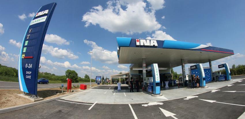 Otvorena nova INA benzinska stanica u Brodu