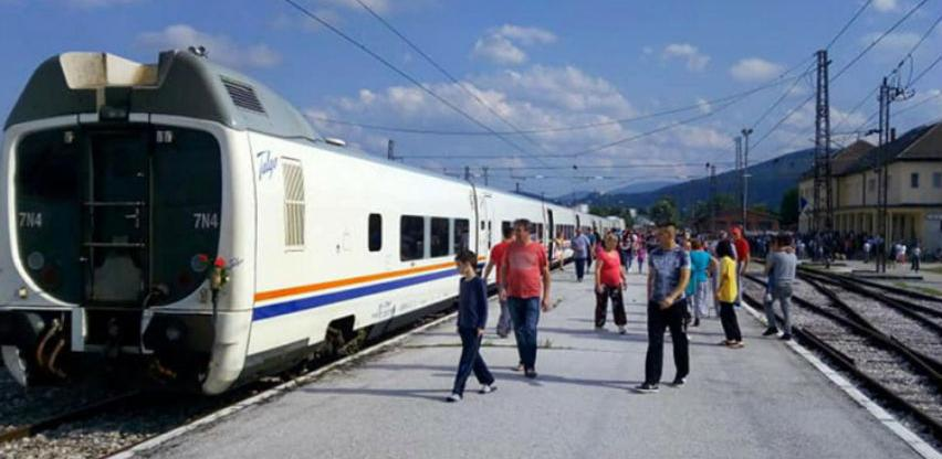 Linija Bihać-Sarajevo opravdala očekivanja: Vozom putovalo 2.000 putnika