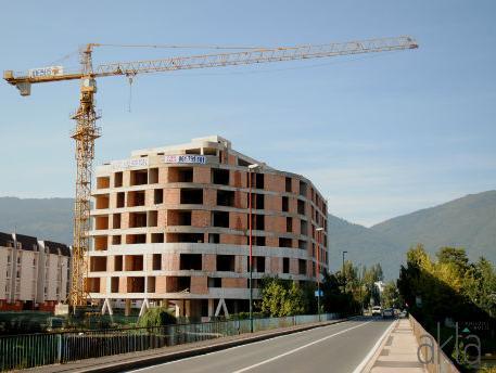 Izgradnja stambeno-poslovnog objekta Ilidža Sky stopirana, stanovi prodati