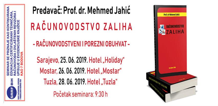 Seminar na temu: Računovodstvo zaliha