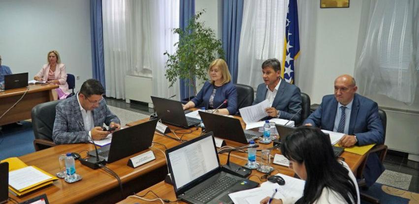 Usvojen Izvještaj o izvršenju Proračuna FBiH za prvo polugodište 2019.