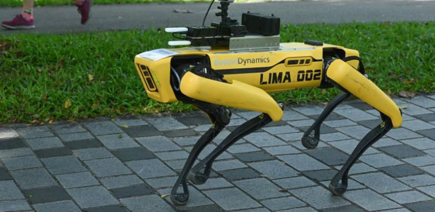 Spot - pas robot koji pomaže oboljelim od korona virusa