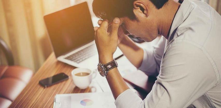 Izgaranje na radnom mjestu i službeno medicinski poremećaj
