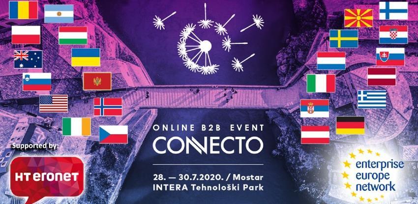 CONNECTO 2020 - Prvi internacionalni online B2B događaj u Bosni i Hercegovini