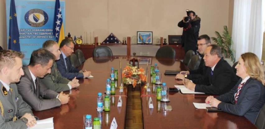 Stručni kolegij Ministarstva odbrane BiH nezadovoljan umanjenim budžetom