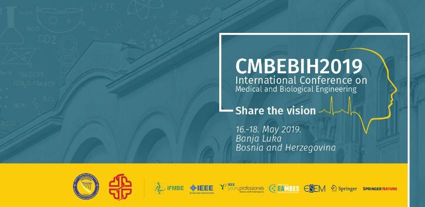 Međunarodna konferencija o medicinskom i biološkom inžinjeringuponovo u BiH