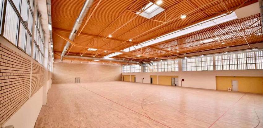 Uskoro otvaranje sportske dvorane na mjestu bivšeg Šoping centra u Banjaluci