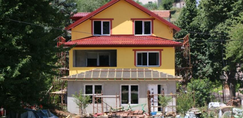 Rekonstrukcija prostornih kapaciteta parohijskog doma u Kaknju