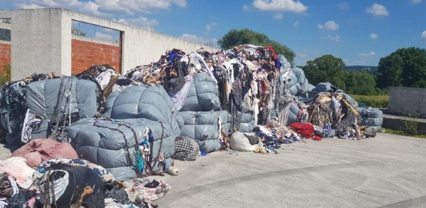 Fond za zaštitu okoliša izdvojio 179.220 KM za zbrinjavanje otpada iz Italije