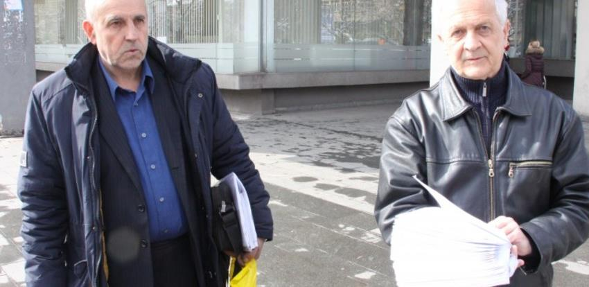 """Gradskoj upravi Zenica predata peticija protiv gradnje HE """"Janjići"""""""