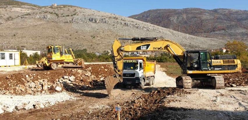 Počinje izgradnja mosta na Trebišnjici