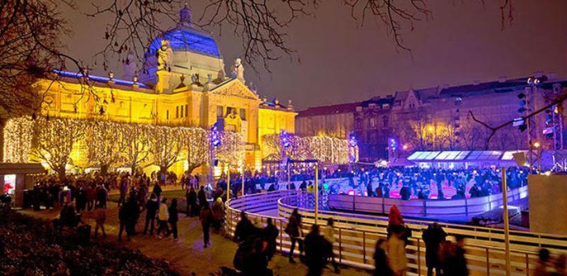 Advent u Zagrebu ponovno najbolji u Europi