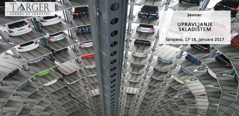 Targer SOI trening: Upravljanje skladištem