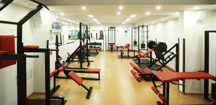 Relaksirajte se u Fitness centru hotela Emiran