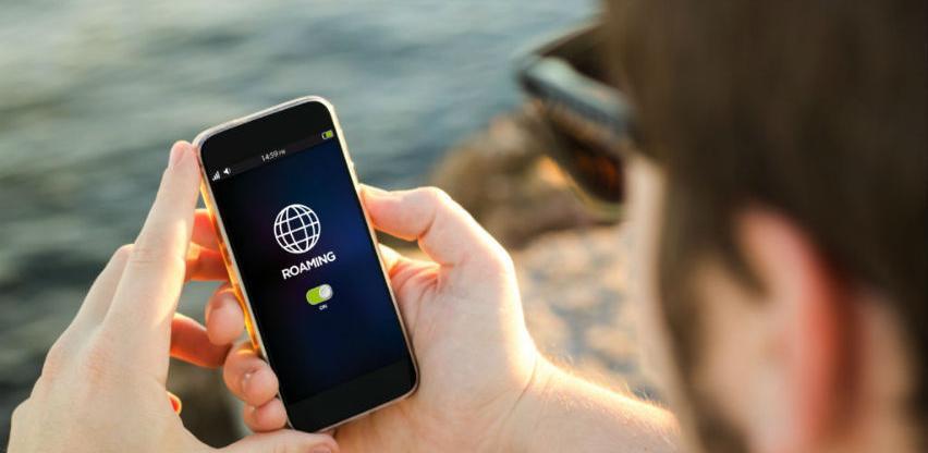 Od 1.jula nove cijene rominga u javnim bh. mobilnim komunikacionim mrežama