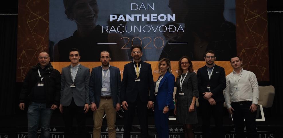 """Održana konferencija """"DAN PANTHEON RAČUNOVOĐA 2020"""""""
