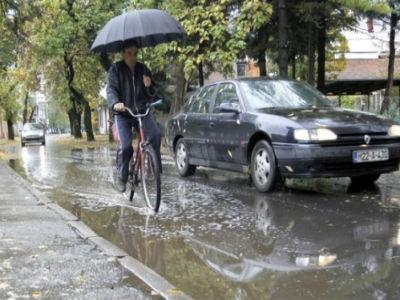 Upozorenje Banjalučanima zbog mogućih poplava