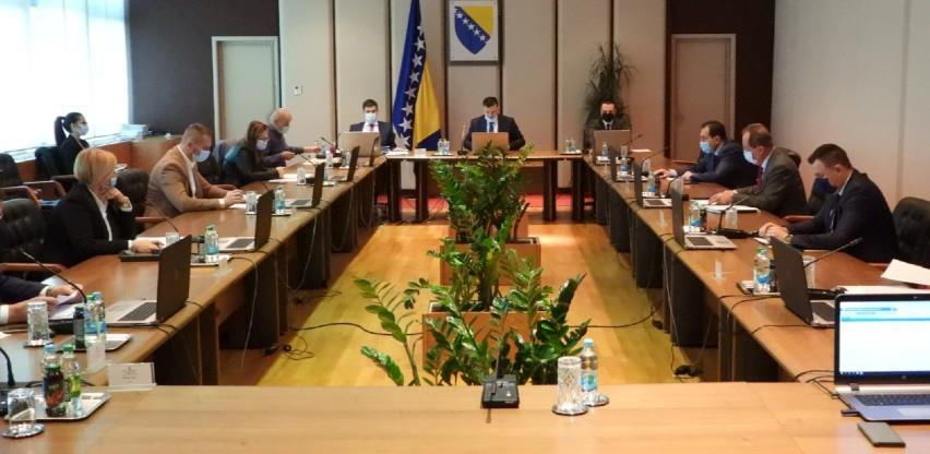 Ažurirana jedinstvena lista prioritetnih infrastrukturnih projekata BiH