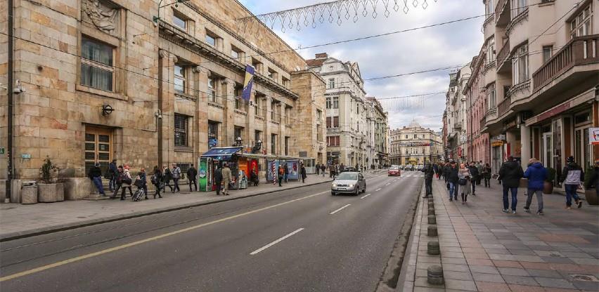 Nove mjere: Od danas veći broj policajaca na ulicama Sarajeva
